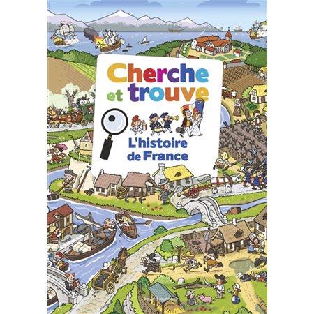 Cherche et trouve: l'histoire de France
