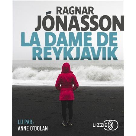 La dame de Reykjavik ( livre audio)