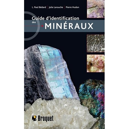 Guide d'identification des minéraux