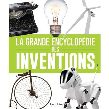 La grande encyclopédie des inventions