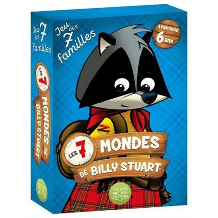 Les 7 mondes de Billy Stuart: jeu des 7 familles