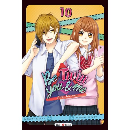 Be-twin you & me, tome 10