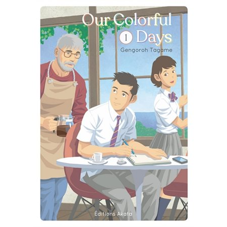 Our colorful days t.1