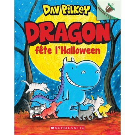 Dragon fête l'Halloween, Tome 4, Dragon