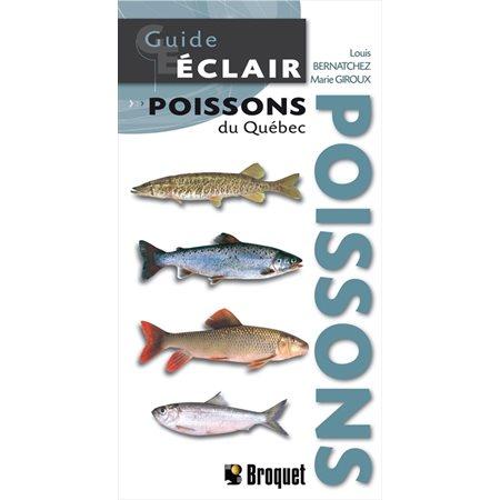 Poissons du Québec  /  Guide éclair