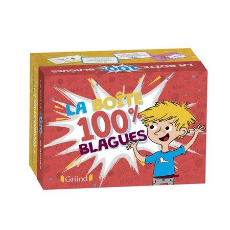 La boîte 100 % blagues