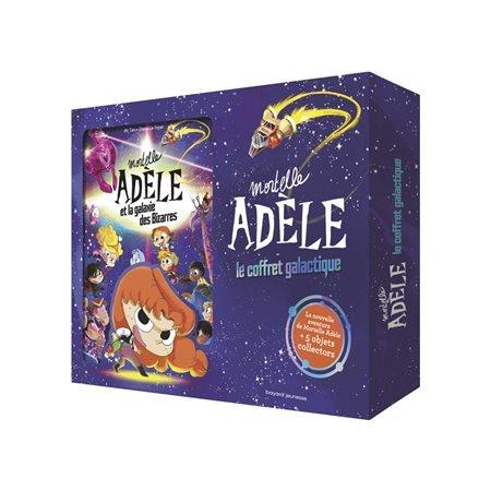 Mortelle Adèle: le coffret galactique;