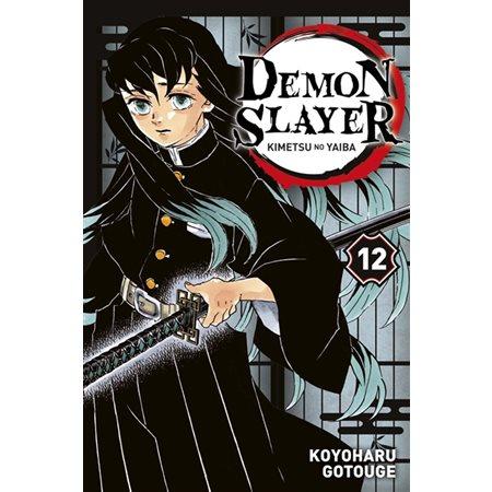Demon slayer : Kimetsu no yaiba, tome 12