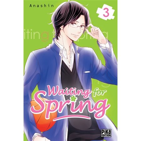 Waiting for spring tome 3