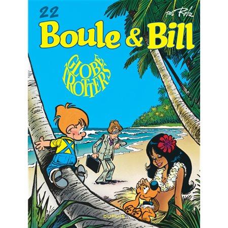 Globe-trotters, Tome 22, Boule & Bill