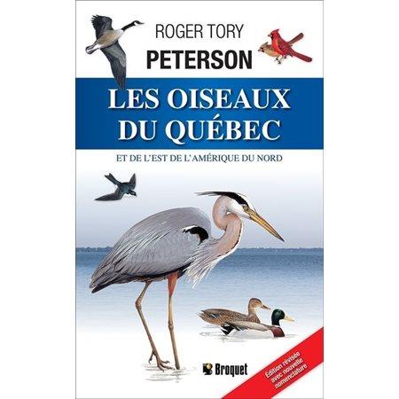 Les oiseaux du Québec et de l'est de l'Amérique du Nord  N / E