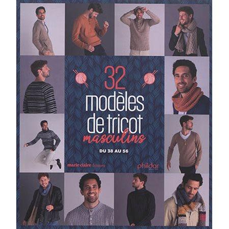 32 modèles de tricot masculins