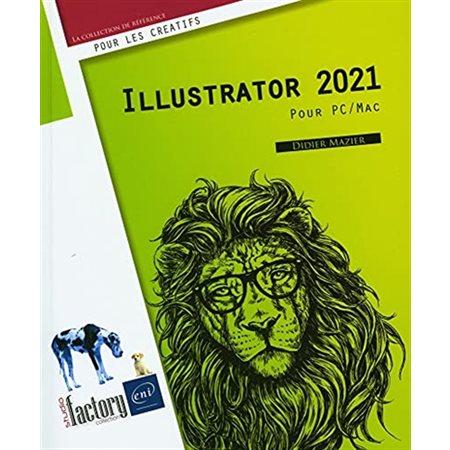 Illustrator 2021: pour PC-Mac