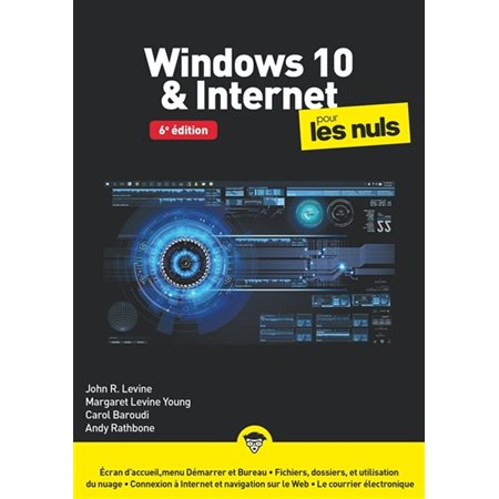 Windows 10 & Internet pour les nuls (6e ed.)