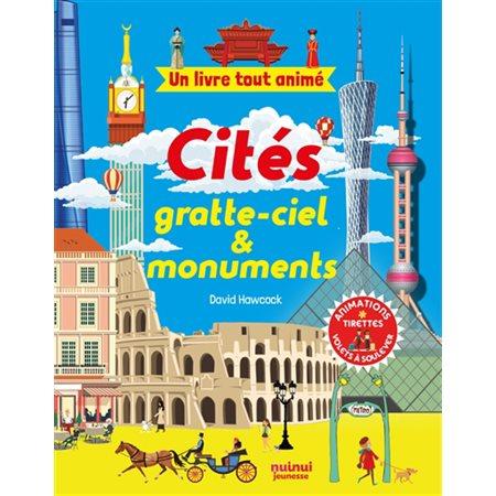 Cités, gratte-ciel & monuments