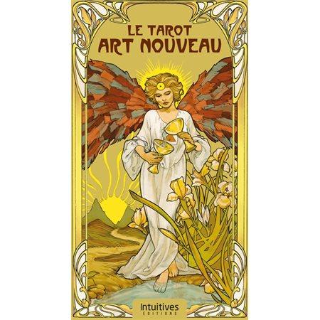 Coffret Le tarot Art nouveau