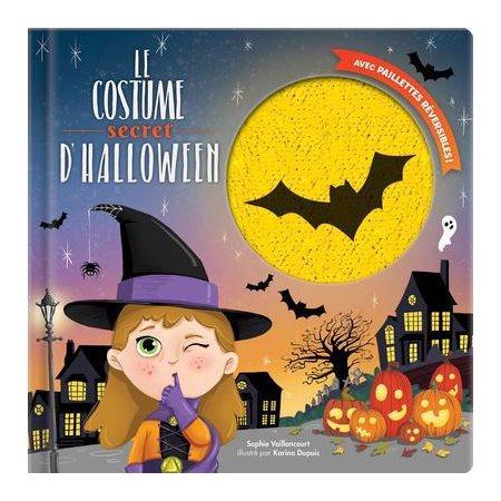 Le costume secret d'Halloween
