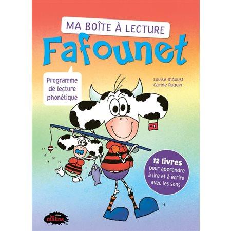 Ma boîte à lecture Fafounet (12 livres)