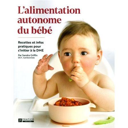 L'alimentation autonome du bébé