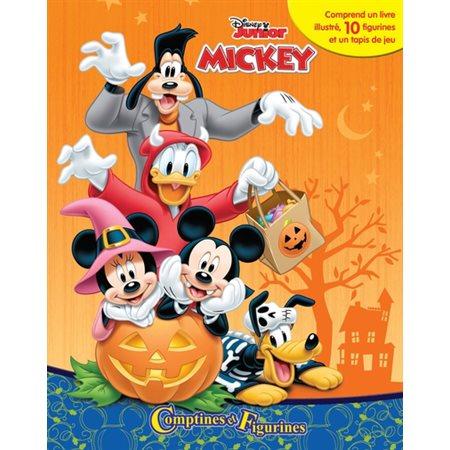 Mickey Halloween: Comptines et Figurines