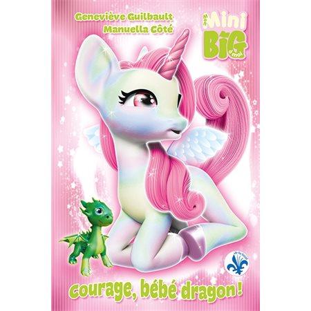 Courage, bébé dragon!
