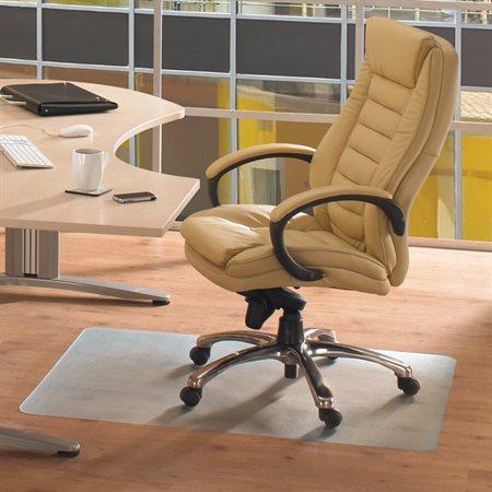 """Dessous de siège Ecotex® Pour plancher dur. Rectangulaire. 48 x 60"""""""