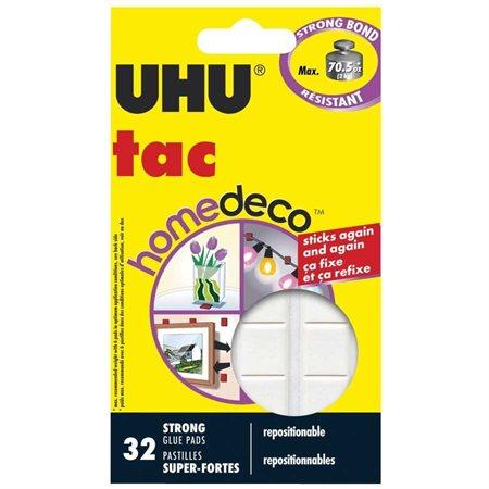 Pastilles adhésives Tac HomeDeco™
