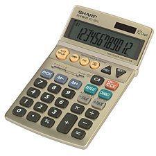 """Calculatrice de bureau """"EL782CS"""""""